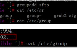 linux安装sftp服务器
